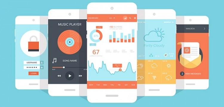 أفضل شركة تصميم تطبيقات اندرويد وايفون IOS - شركة تصميم تطبيقات